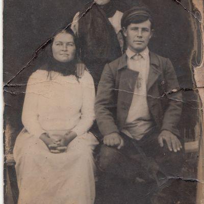 Alexej und Schwestern