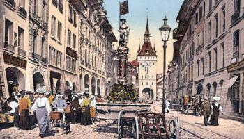 Bern - Käfigturm