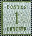 1 Centimes