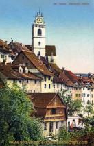 Aarau, Äußere Halde