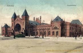 Altona, Hauptbahnhof