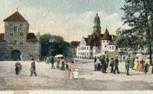 Amberg, Marktplatz
