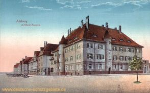 Amberg, Artillerie-Kaserne