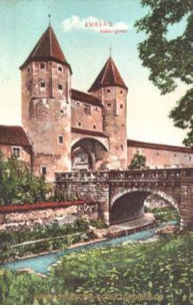 Amberg, Nabburgtor