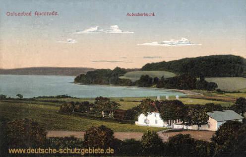 Apenrade, Aubeckerbucht