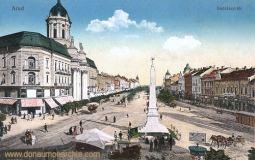 Arad, Andrassy-ter