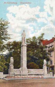 Aschaffenburg, Kriegerdenkmal