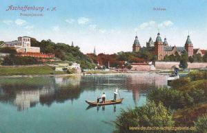 Aschaffenburg a. M., Pompejanum - Schloss