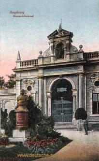Augsburg, Bismarckdenkmal