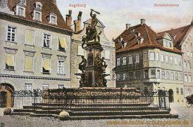 Augsburg, Herkulesbrunnen