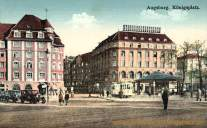 Augsburg, Königsplatz