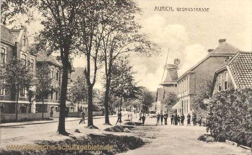 Aurich, Georgstraße