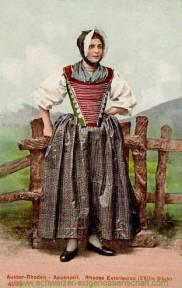 Ausser-Rhoden - Appenzell