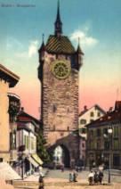 Baden, Bruggertor