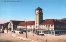 Basel, Badischer Bahnhof