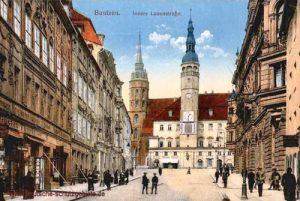 Bautzen, Innere Lauenstraße