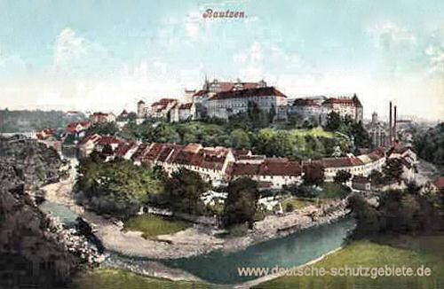 Bautzen, Stadtansicht
