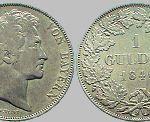 Ludwig I. König von Bayern - 1 Gulden, 1840