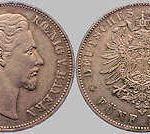 Otto König von Bayern - 10 (Gold) Mark, 1903