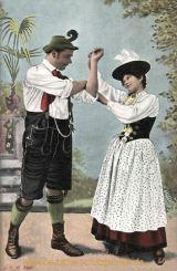 Bayerische Tracht
