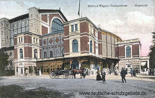 Bayreuth, Richard Wagner-Festspielhaus