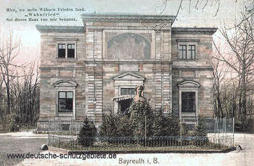 Bayreuth, Villa Wahnfried