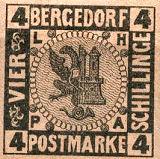 Bergedorf 4 Schillinge