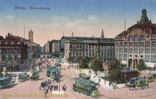 Berlin, Alexanderplatz