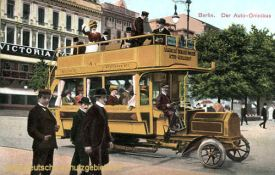 Berlin, Auto-Omnibus