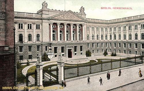 Berlin, Herrenhaus