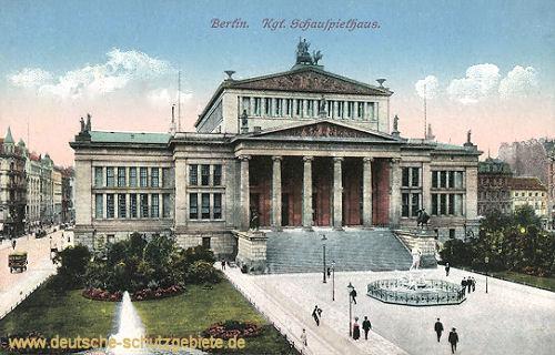 Berlin, Königliches Schauspielhaus