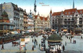 Berlin, Spittelmarkt