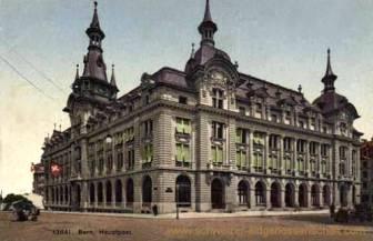 Bern, Hauptpost