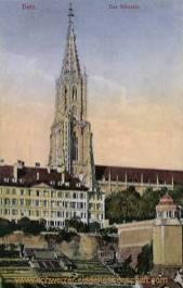 Bern, Münster