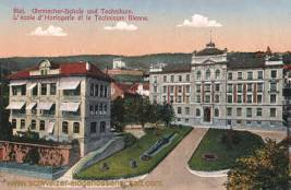 Biel, Uhrmacherschule und Technikum