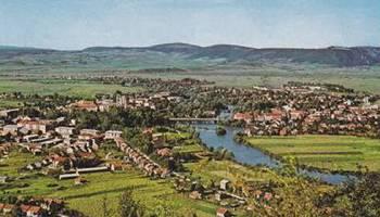 Bihač, Stadtansicht