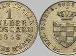 Oldenb.-Birkenfeld - 1 Silbergroschen, 1848