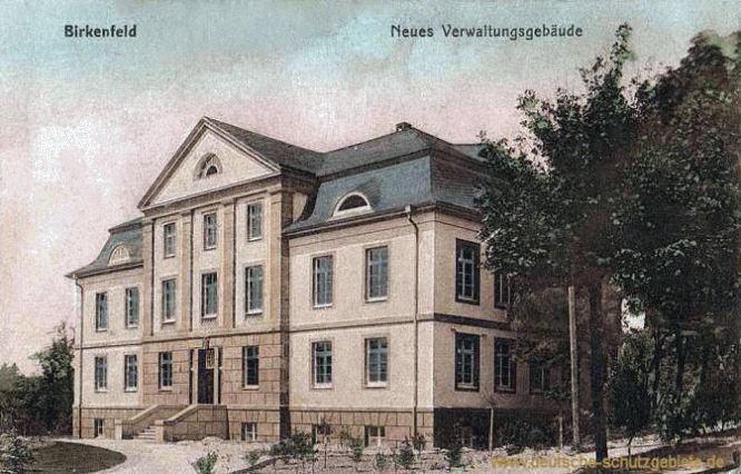 Birkenfeld, Neues Verwaltungsgebäude