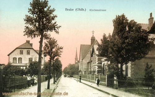 Brake, Kirchenstraße
