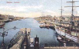 Bremen, Freihafen