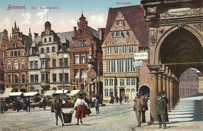 Bremen, Marktplatz