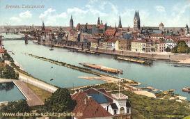 Bremen, Totalansicht