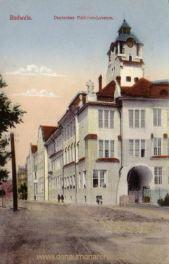 Budweis, Deutsches Mädchen-Lyceum