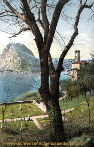 Castagnola, Lago di Lugano