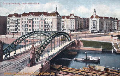 Charlottenburg, Schlossbrücke