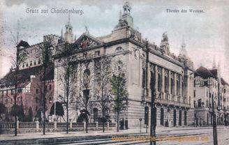 Charlottenburg, Theater des Westens