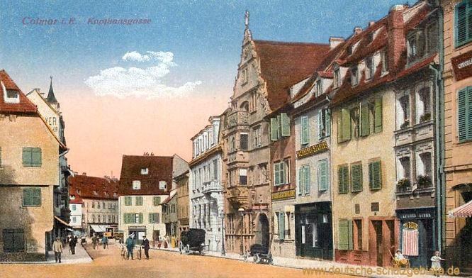 Colmar, Kopfhausgasse