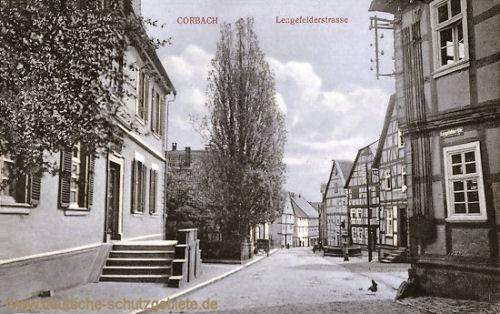 Corbach, Lengefelderstraße