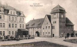 Corbach, Neuer Hauptbahnhof