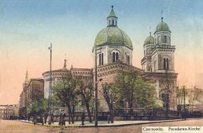 Czernowitz, Paraskewa-Kirche